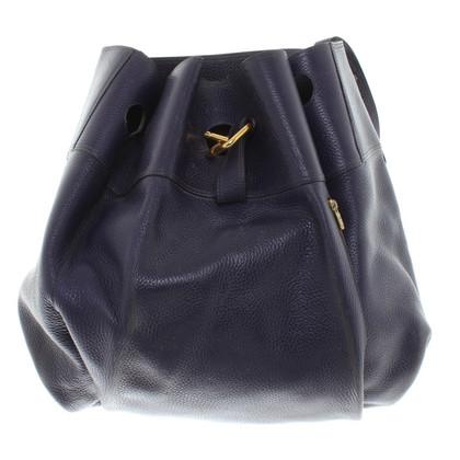 Delvaux Handbag in purple