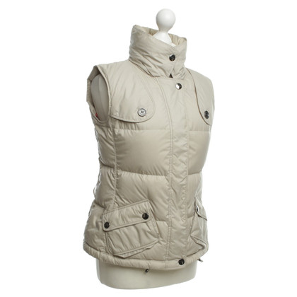 Burberry Jacket with stand-up collar