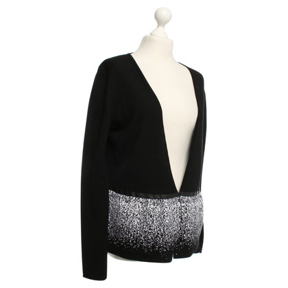 Escada Cardigan in Black