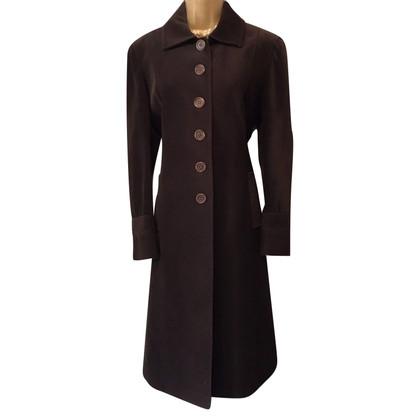 Karen Millen Brown Wool Coat