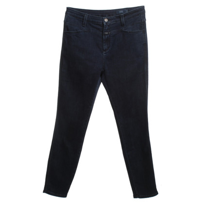 Closed Skinny Jeans in Dunkelblau