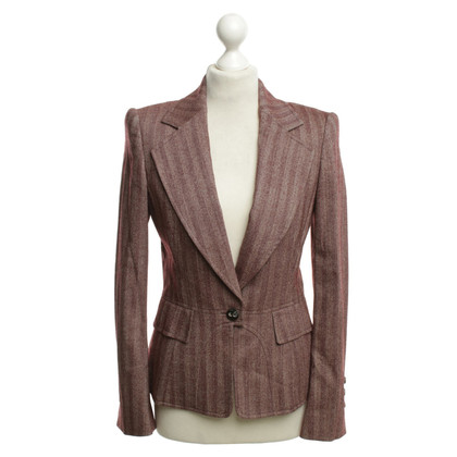 Escada Blazer in luminoso Bordeaux