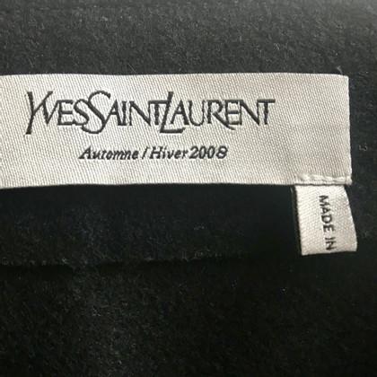 Yves Saint Laurent Asymmetrischer Rock