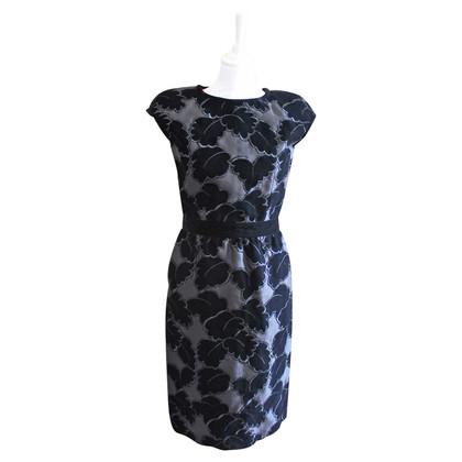 Valentino Kleid aus Samt und Seide