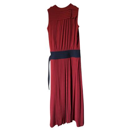 Tory Burch Zijden jurk naar beneden