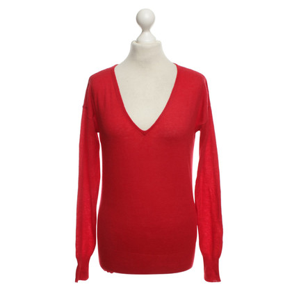 Joseph Cashmere sweaters in red