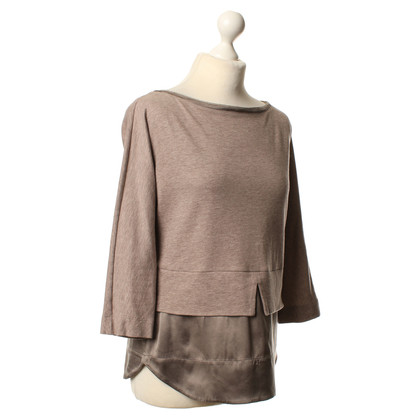 Fabiana Filippi Top beige