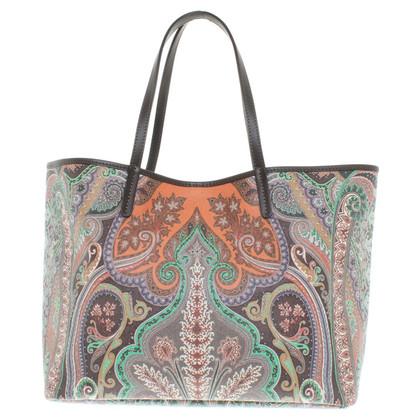 Etro Handtasche mit Paisleymuster