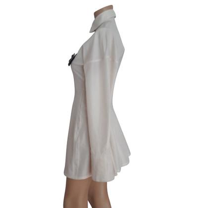 Alaïa Alaïa tafzijde blouse
