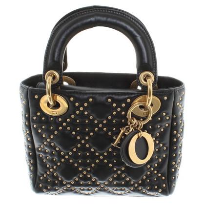 Christian Dior Shoulder bag in black