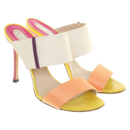 Gianni Versace Sandals in kleurenmix