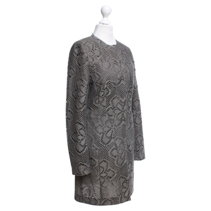 St. Emile Coat with hole pattern