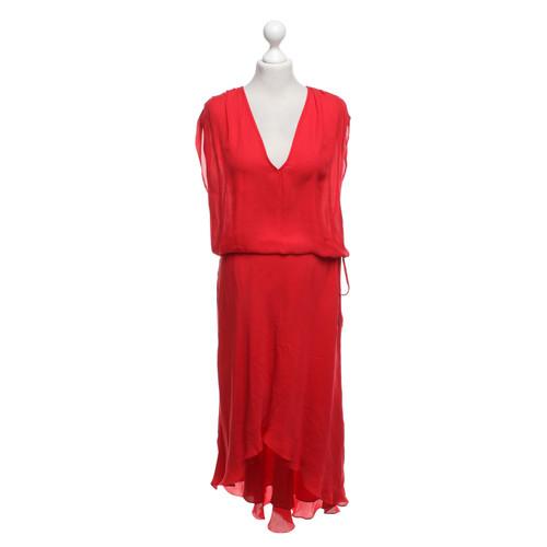 Haute Hippie Kleid in Rot - Second Hand Haute Hippie Kleid in Rot ...