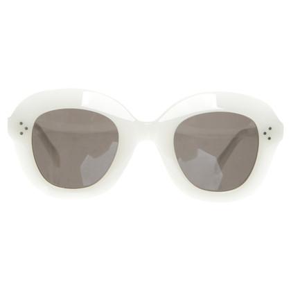 Céline Sunglasses in white