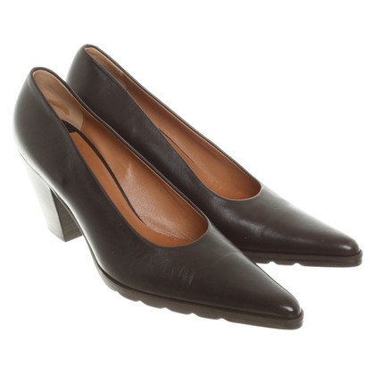 Walter Steiger pumps in dark brown
