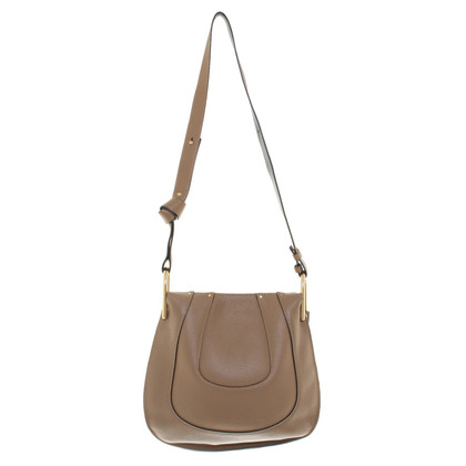 "Chloé ""Hayley Bag"" in Braun"
