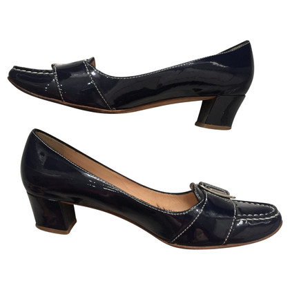 Tod's pumps in blue
