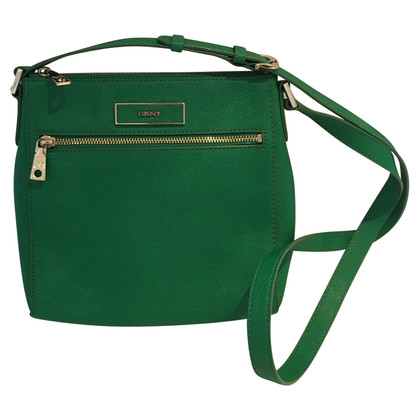 DKNY Borsa a tracolla in verde
