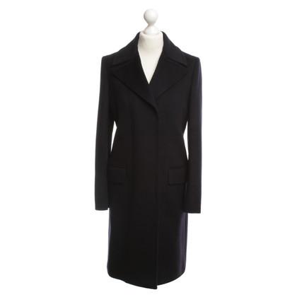Helmut Lang Wool/cashmere coat