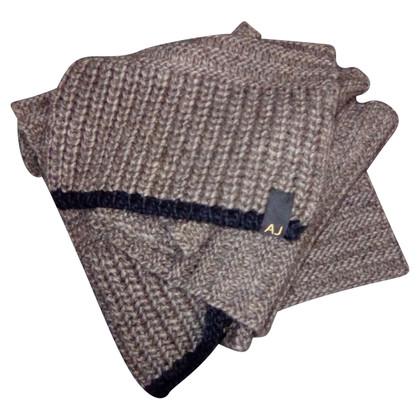 Armani Jeans wool scarf
