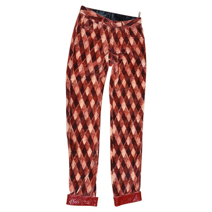 Jean Paul Gaultier Multi-colored pants