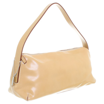 Other Designer Francesco Basia - handbag in ochre