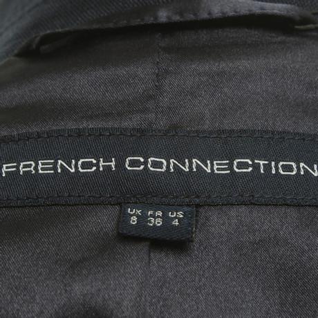 Auslass Besuch Neu French Connection Blazer in Dunkelblau Blau 100% Original Zum Verkauf Billige Browse jZHYZ