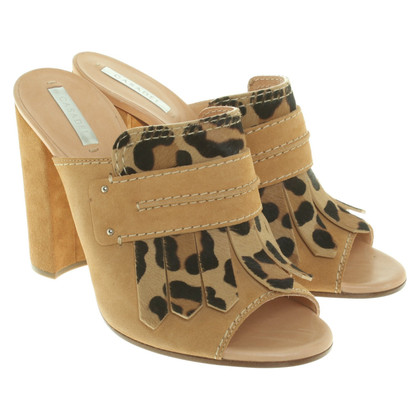 Casadei Sandals in animal design