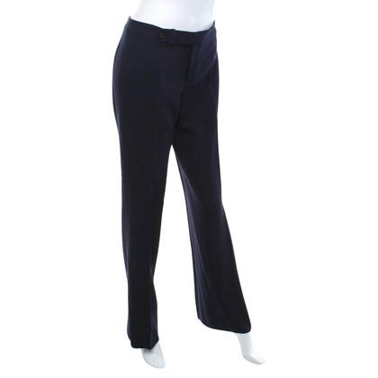Ralph Lauren Zakelijke broek in marineblauw