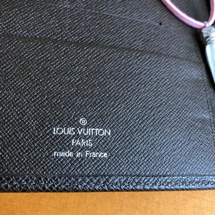 Louis Vuitton Agenda da Pelle Taiga