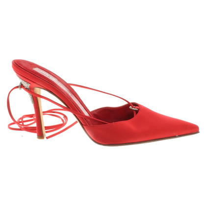 Sergio Rossi Pumps in Rot