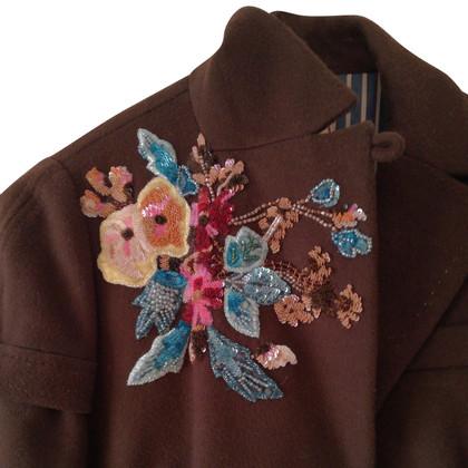 Antonio Marras Jacket met borduurwerk