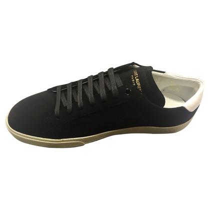 Saint Laurent Leather sneakers