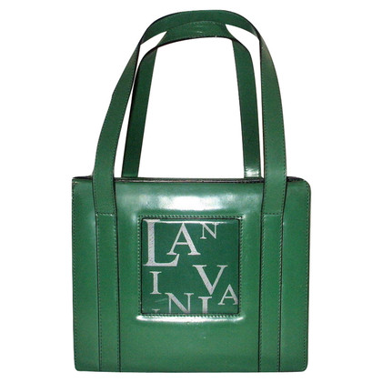 Lanvin vintage beauty case
