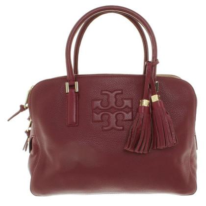 Tory Burch Handbag in Bordeaux