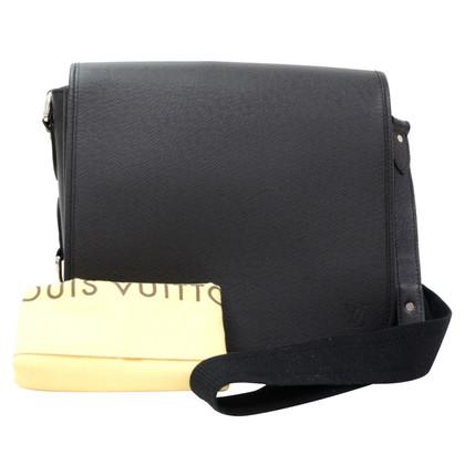 Louis Vuitton  Andrej Black Messenger Bag