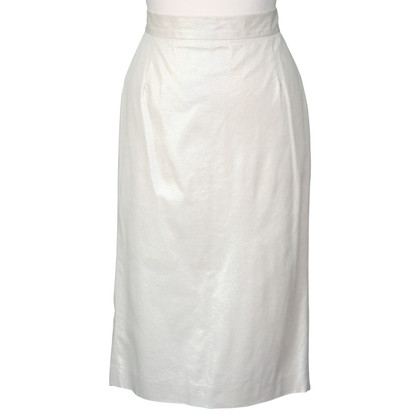 French Connection skirt in silver