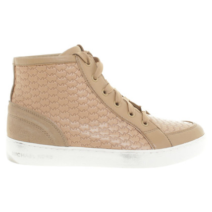 Michael Kors Ledersneakers embossed
