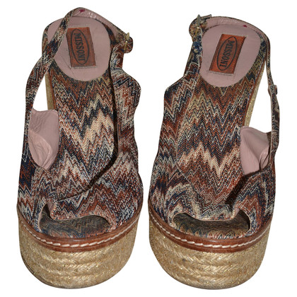 Missoni Wedges