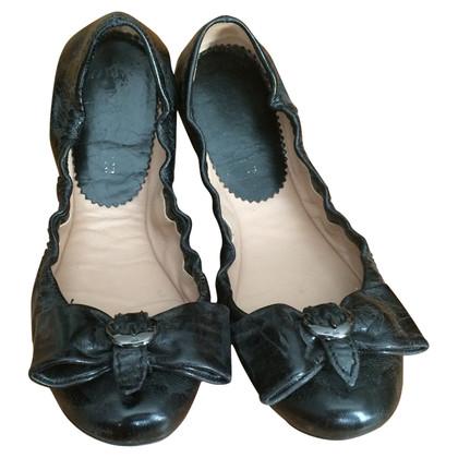 Armani Ballerinas