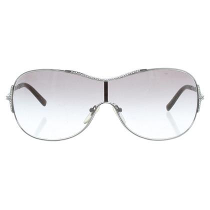 salvatore ferragamo sonnenbrille mit schmucksteinen second hand salvatore ferragamo. Black Bedroom Furniture Sets. Home Design Ideas