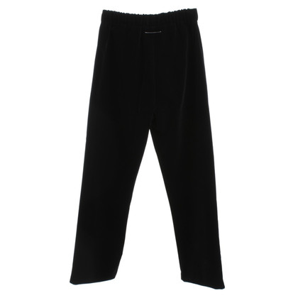 Maison Martin Margiela High-Waist-trousers in black