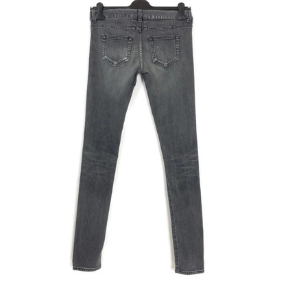 Saint Laurent Gray Skinny jeans