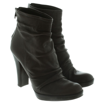 Pedro Garcia Ankle boots in grey