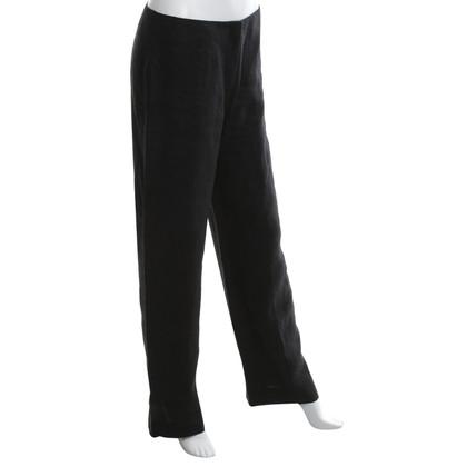 Hobbs trousers in dark gray