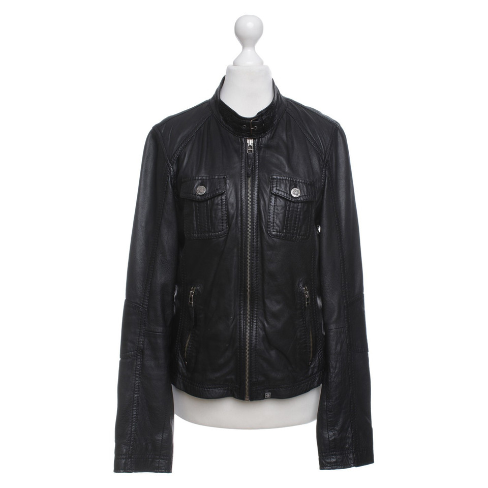 2nd hand leather jackets
