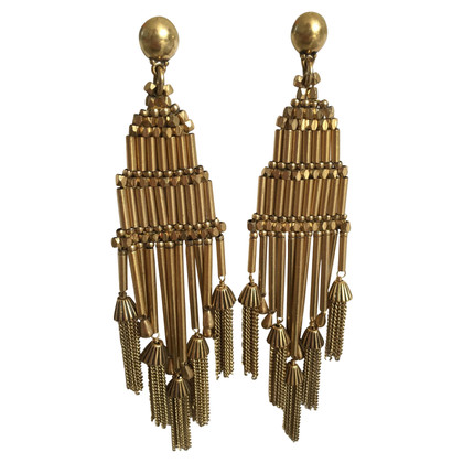 J. Crew Gold colored earrings