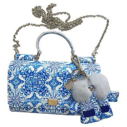 "Dolce & Gabbana ""Sicily Mini Bag"""