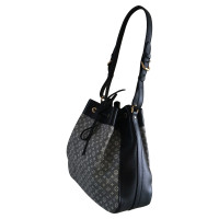 Louis Vuitton Beuteltasche aus Monogram Mini Lin Gris