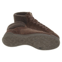 Louis Vuitton Lace-up shoes in brown
